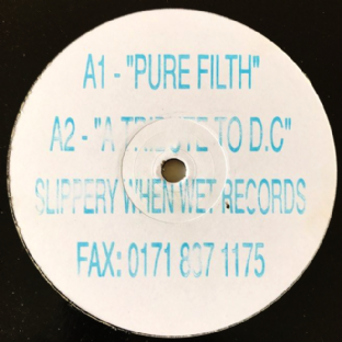 "Italian Job (The) - Pure Filth/A Tribute To D.C. (12"") (Promo) (VG-/G)"